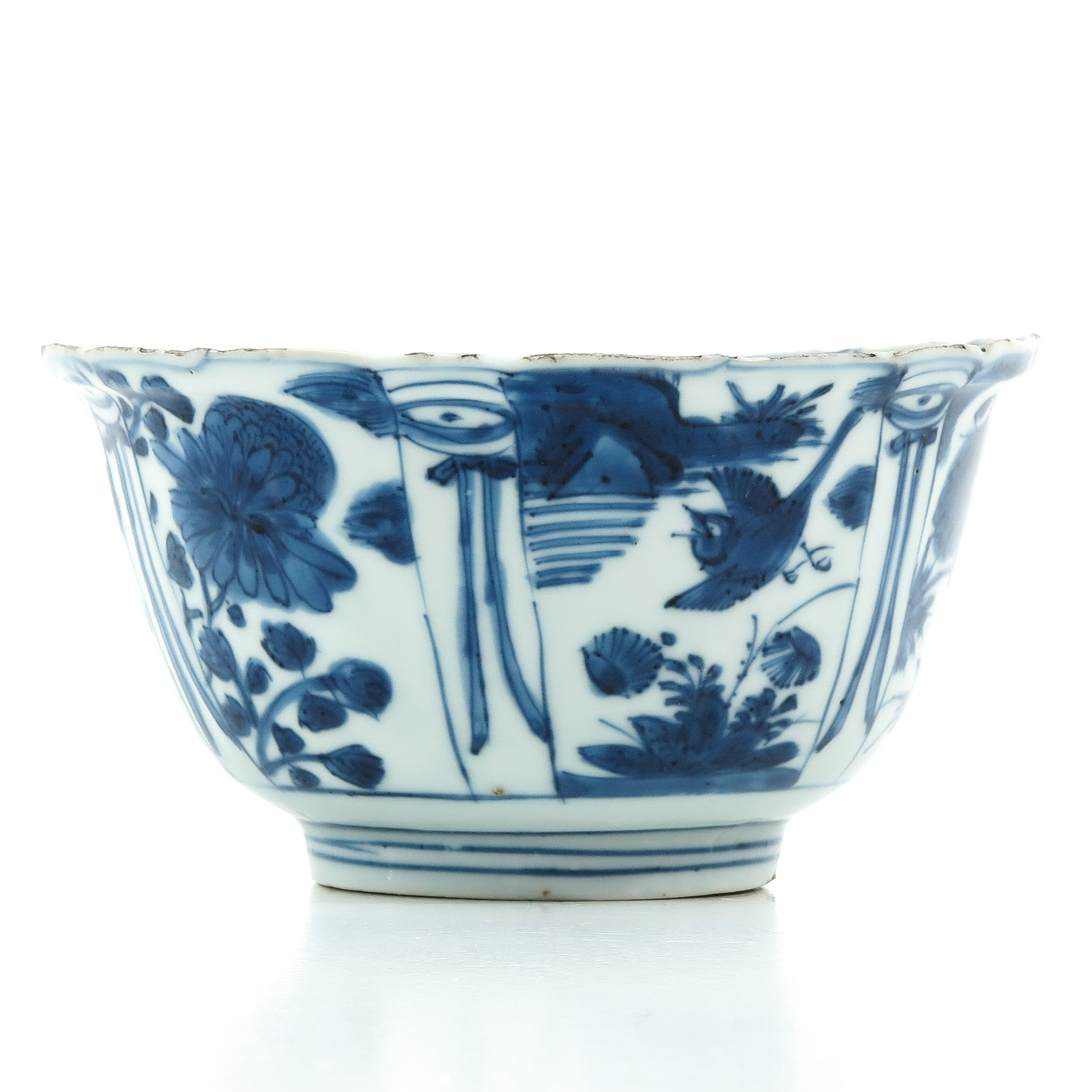 A Blue and White Wanli Bowl - Image 4 of 9