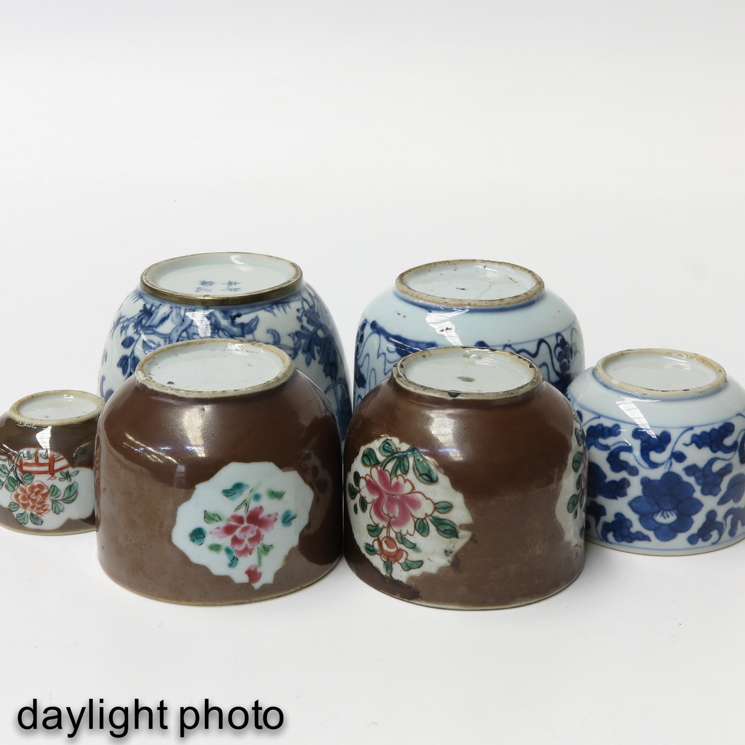 A Collection of Jars with Covers - Image 8 of 10
