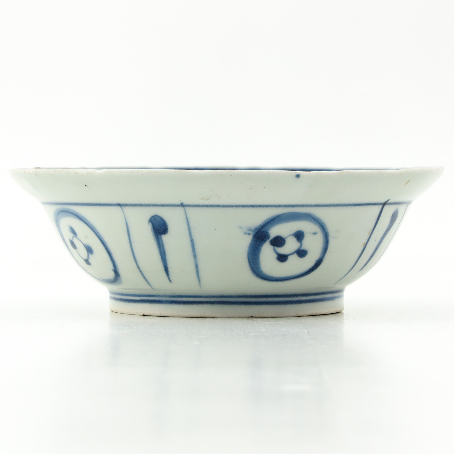 A Blue and White Bowl - Image 4 of 9