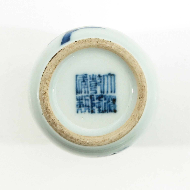 A Miniature Vase - Image 6 of 9