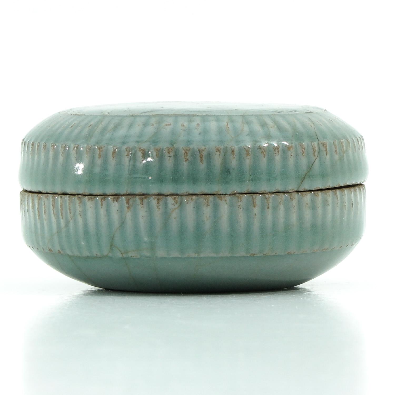 A Celadon Box. - Image 4 of 9