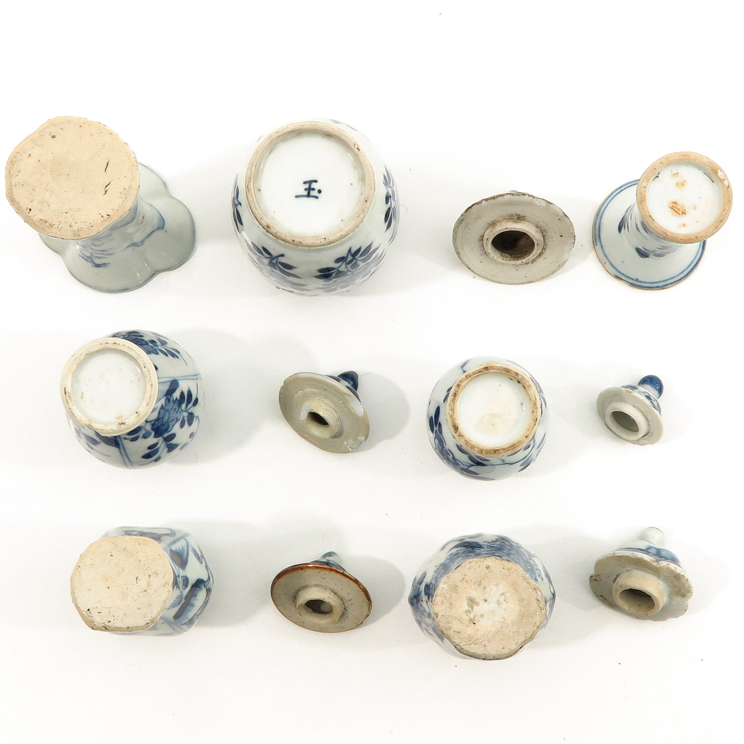A Collection of 7 Miniature Vases - Image 6 of 9