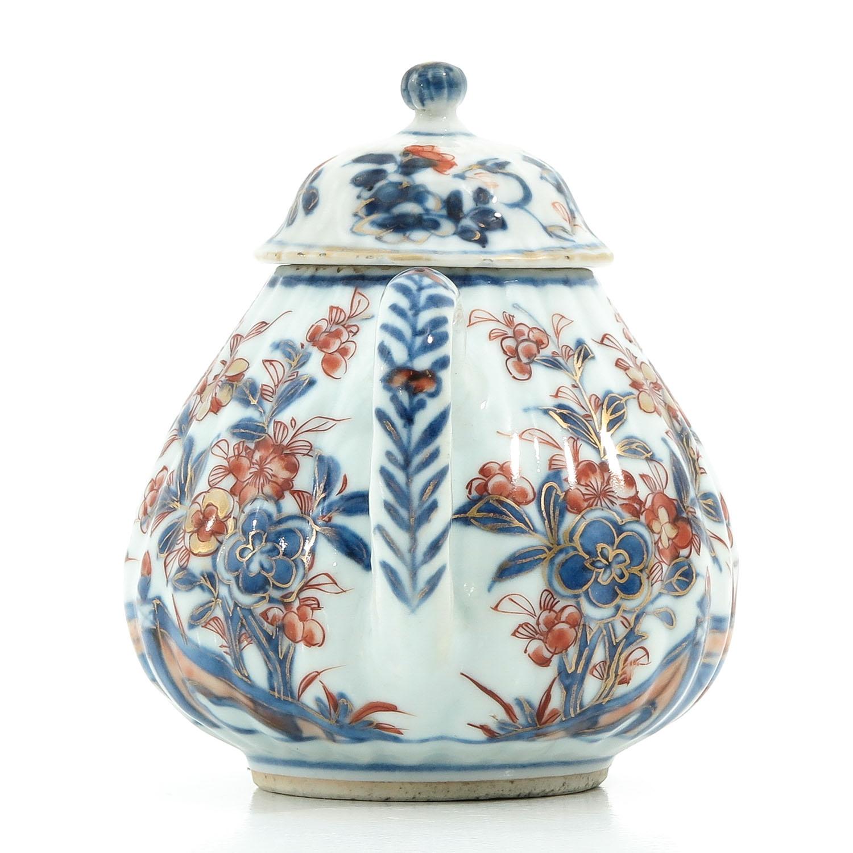 An Imari Teapot - Image 2 of 9