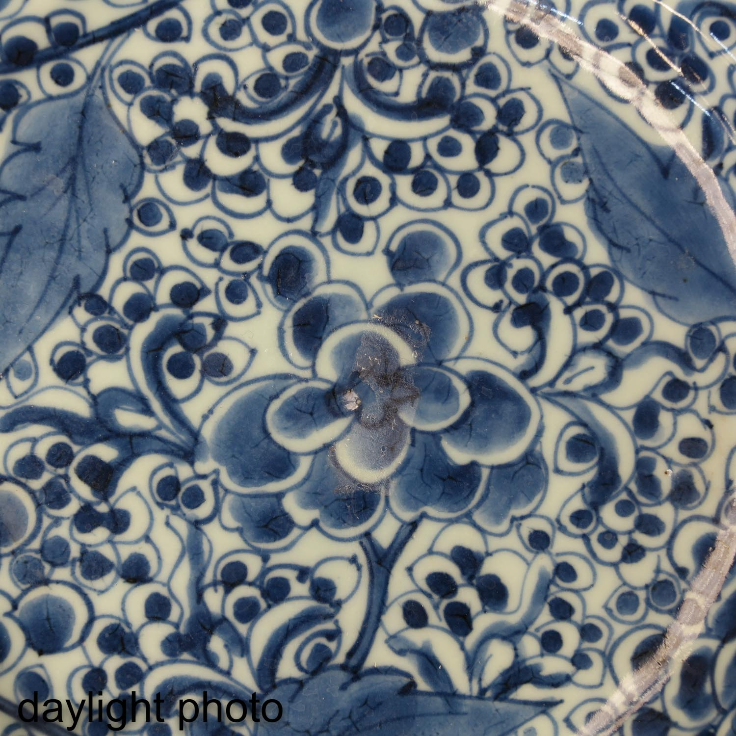 A Series of 5 Blue and White Plates - Image 9 of 10