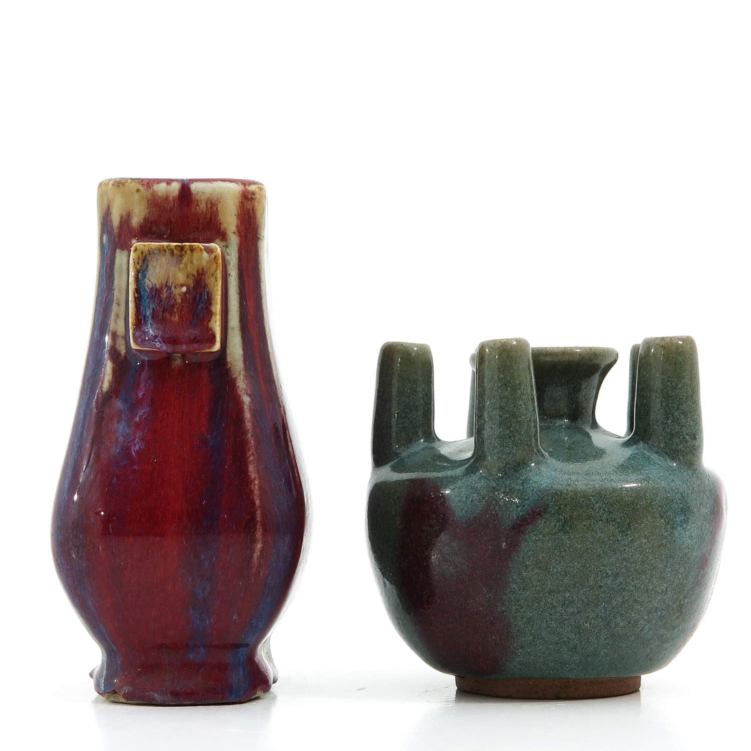2 Chinese Vases - Image 4 of 10