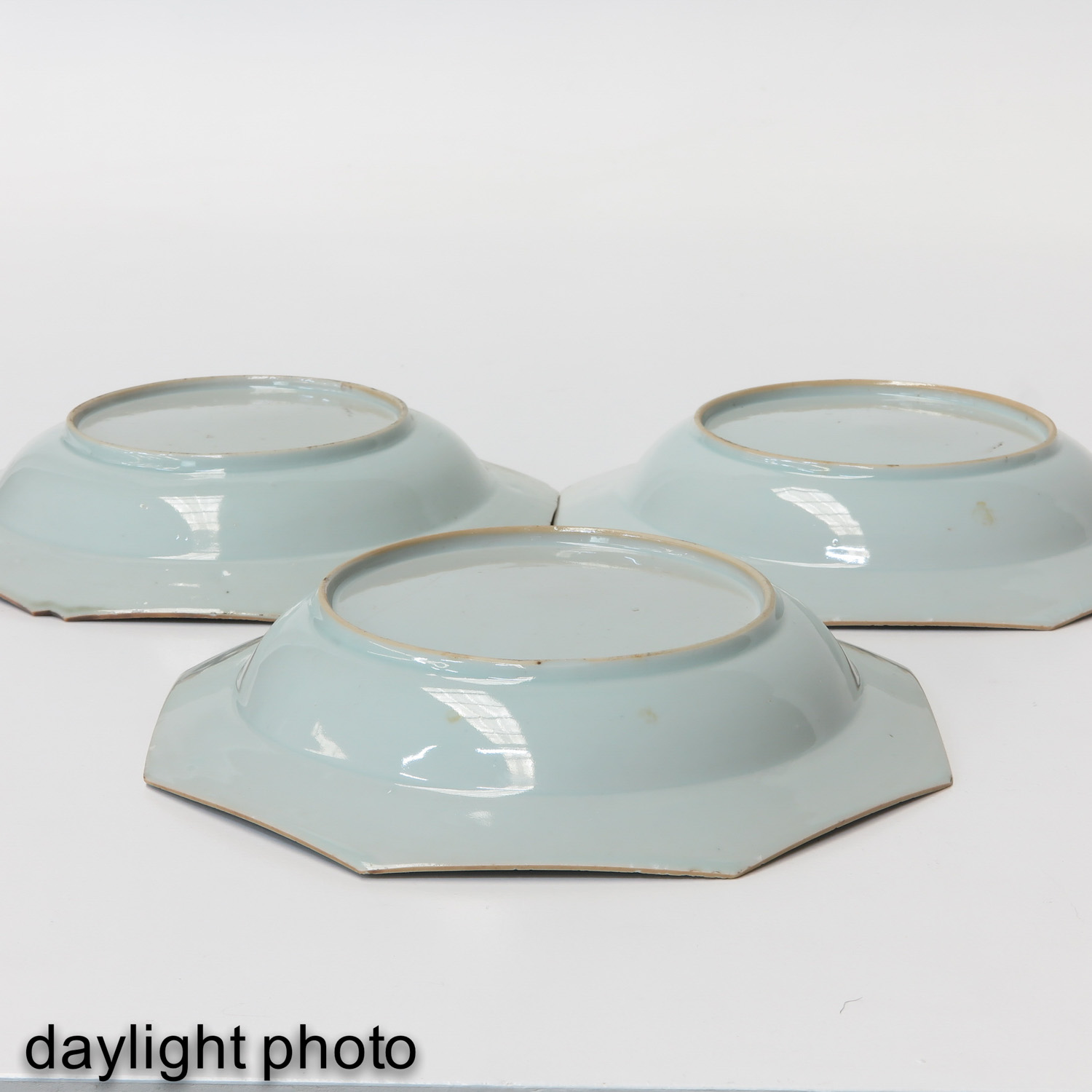 A Series of 3 Blue and White Plates - Image 10 of 10