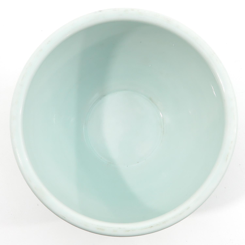 A Fish Decor Cache Pot - Image 5 of 9
