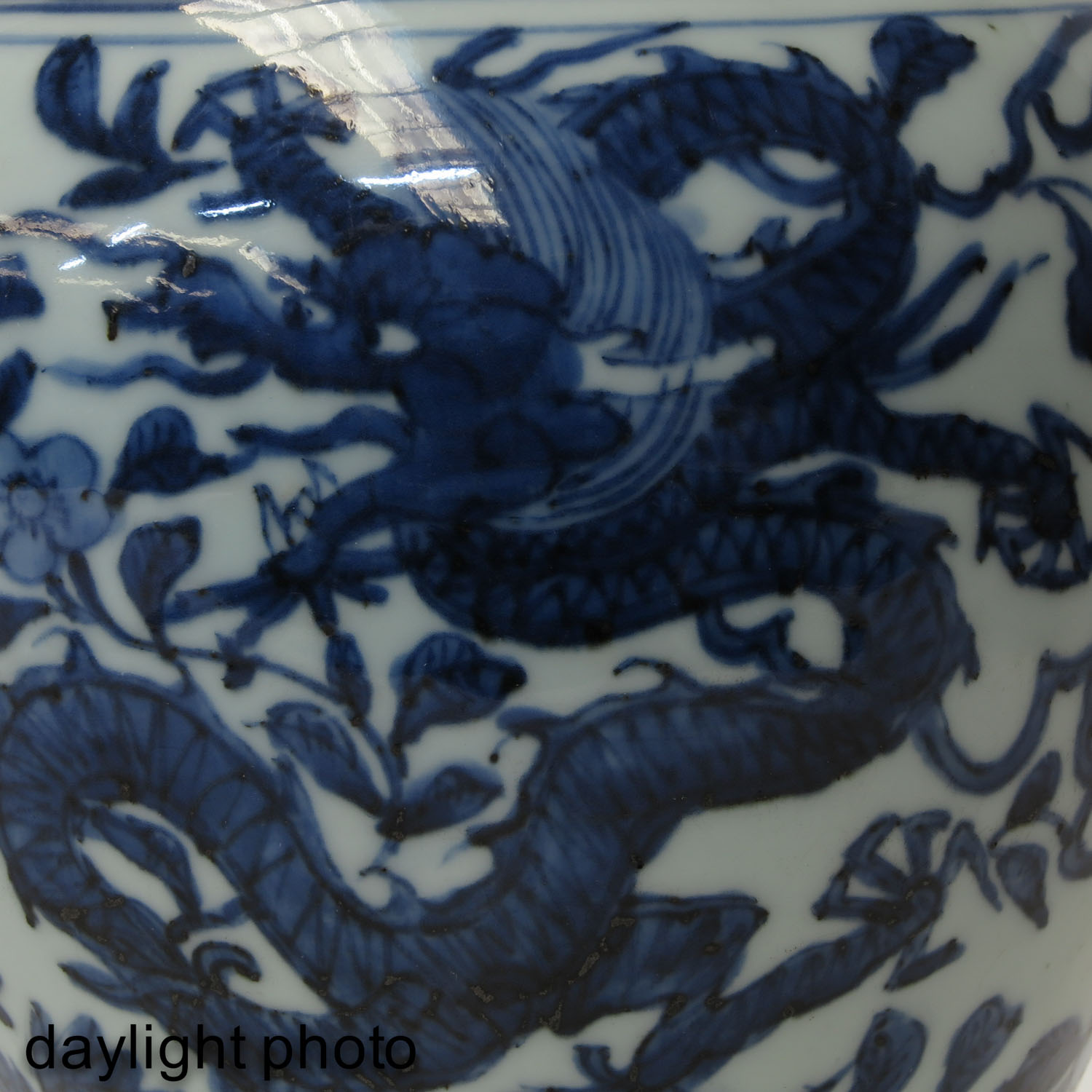 A Blue and White Meiping Vase - Image 10 of 10