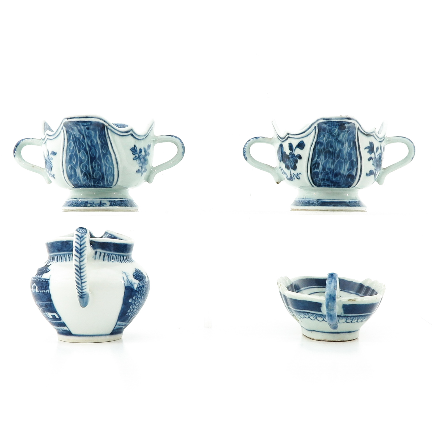 A Collection of Porcelain - Image 2 of 10