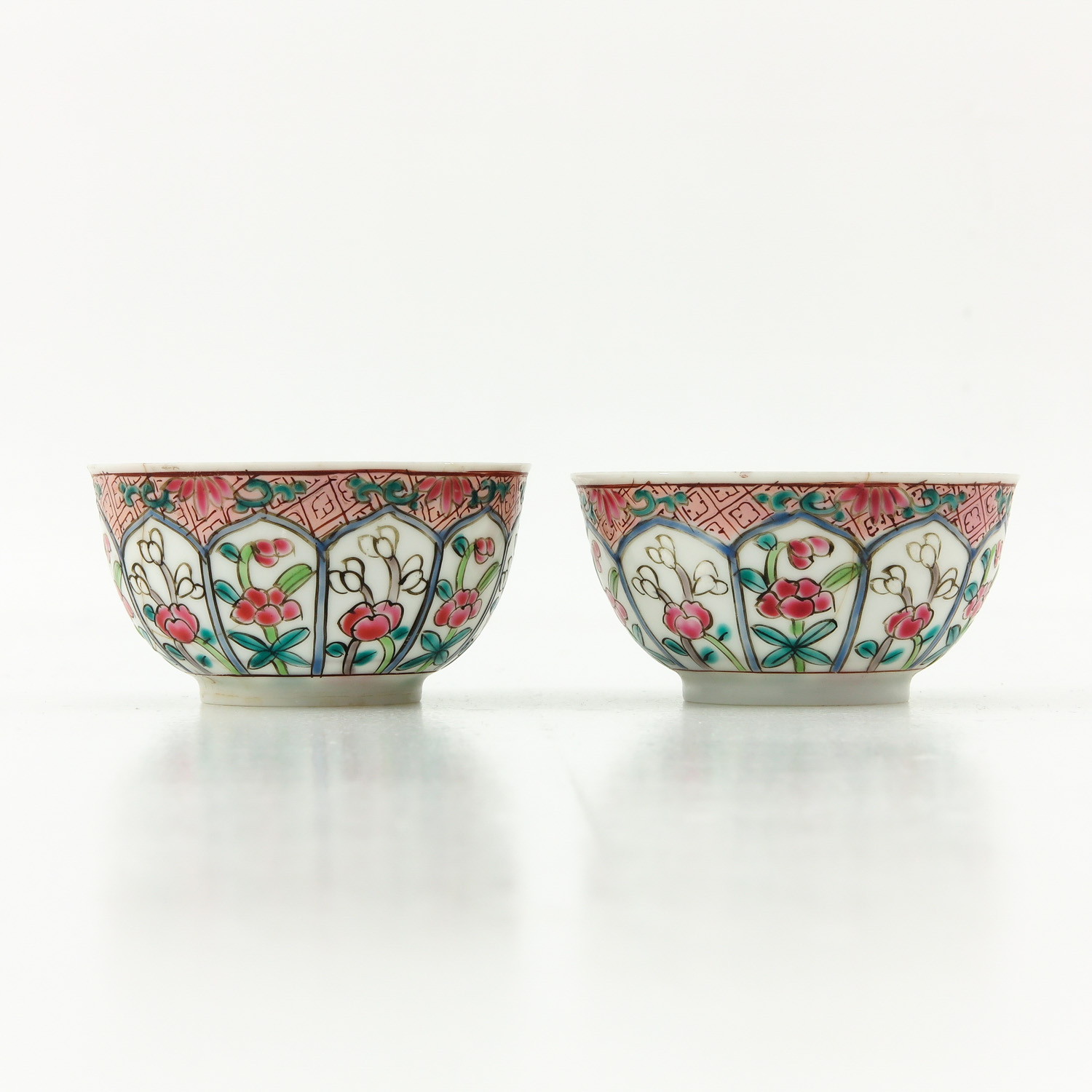 A Collection of Cups and Saucers - Image 2 of 10
