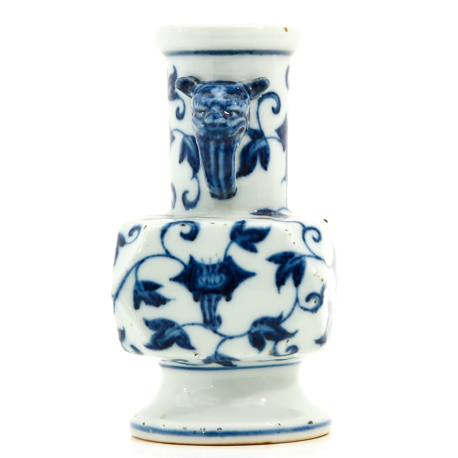 A Blue and White Vase - Image 4 of 10