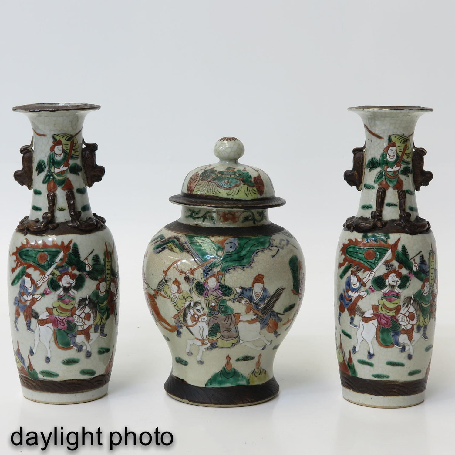 A Collection of Nanking - Image 7 of 9