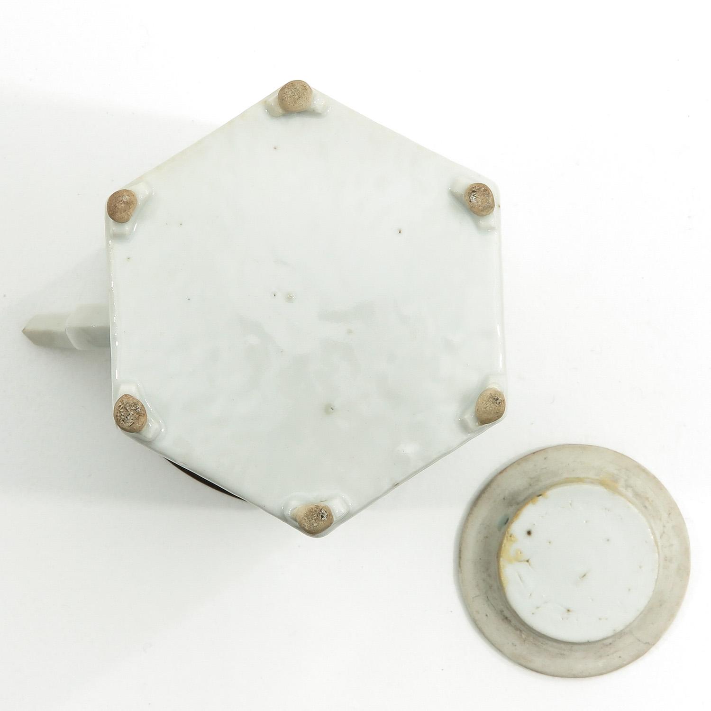 A Wu Shuang Pu Teapot - Image 6 of 9