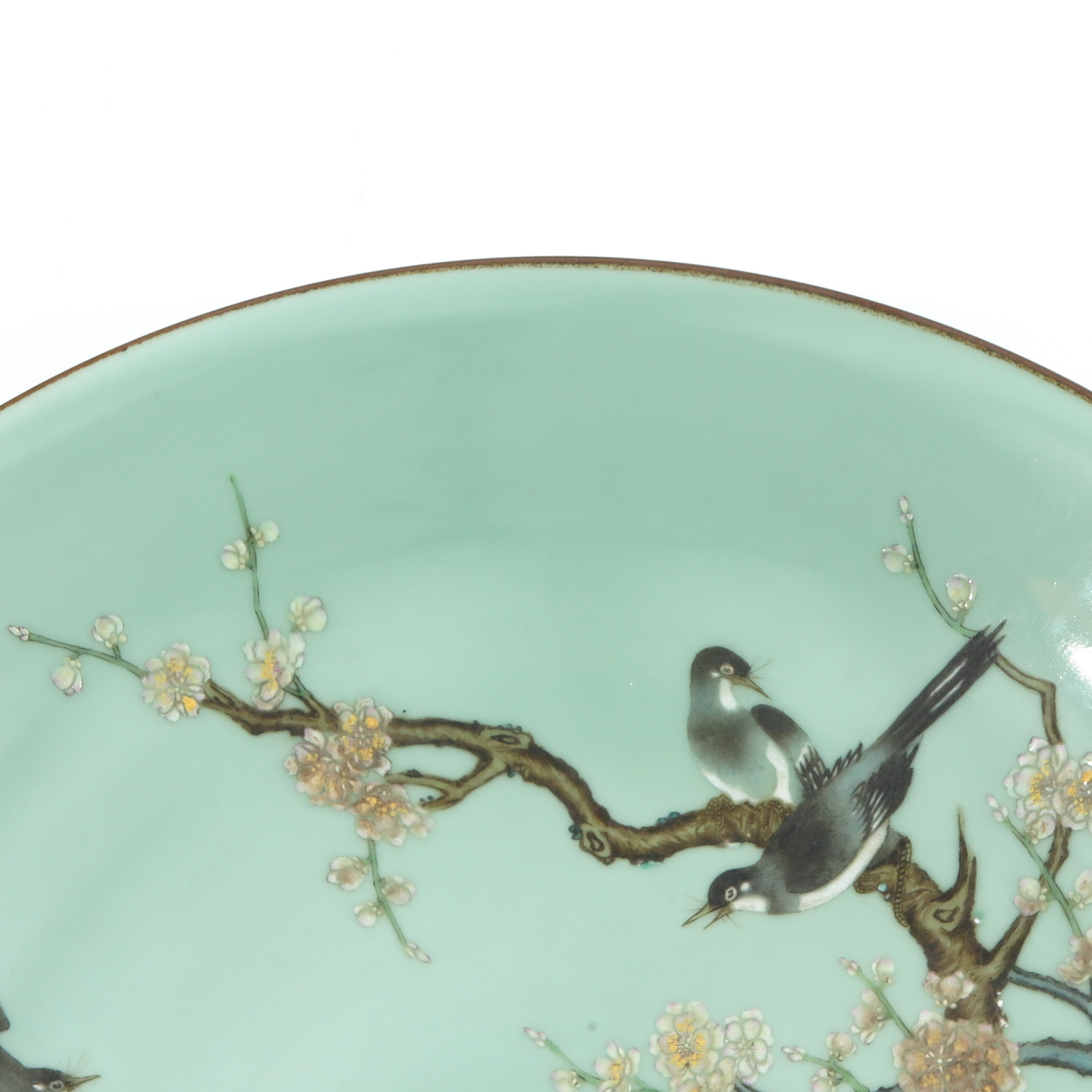A Celadon Charger - Image 3 of 10