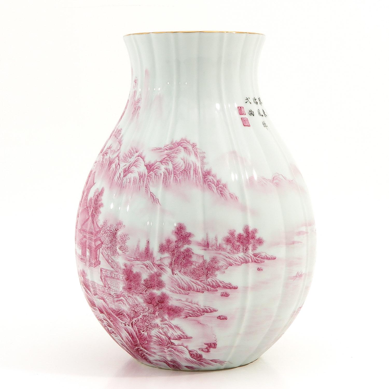 A Landscape Decor Vase - Image 2 of 10