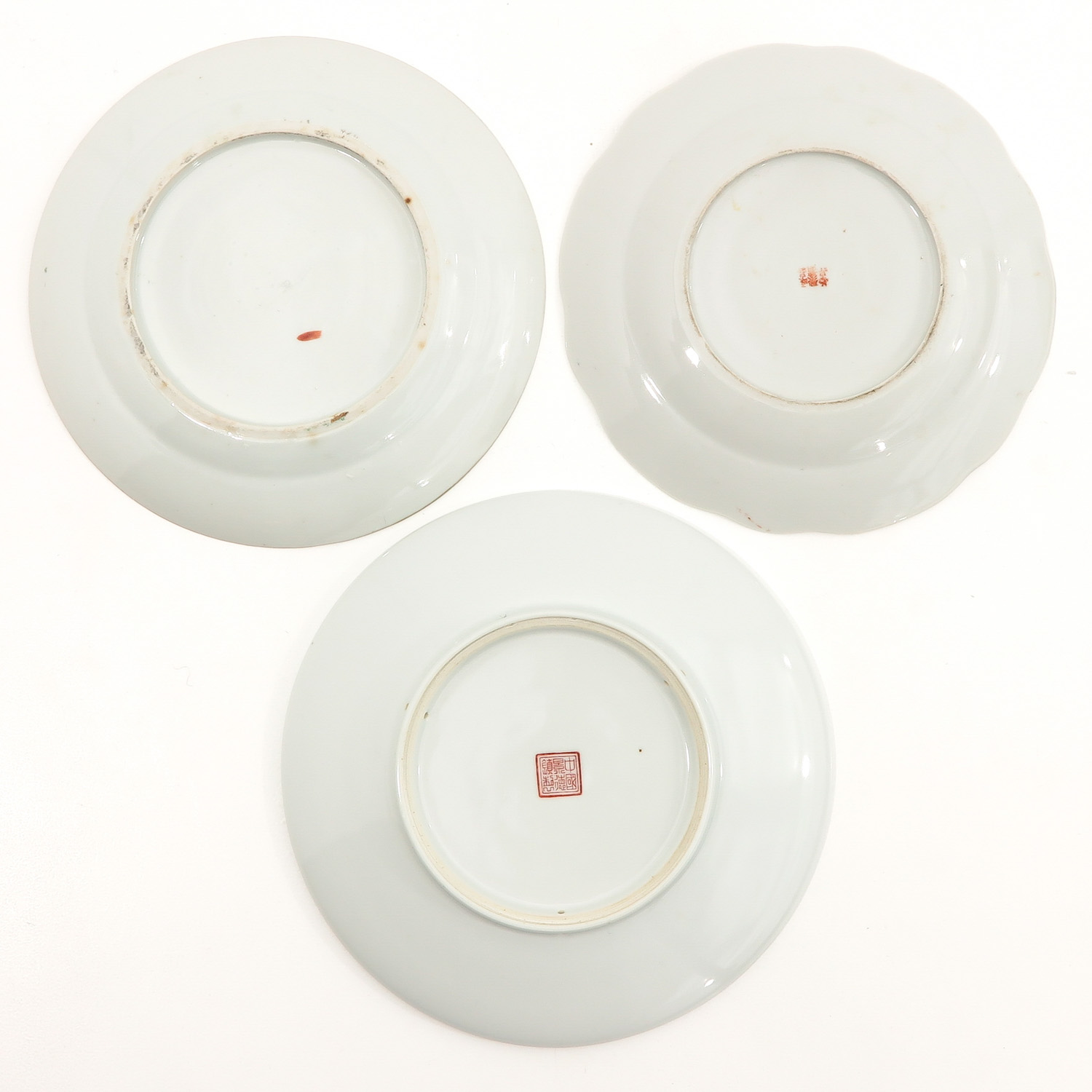 A Collection of 3 Plates - Image 2 of 10