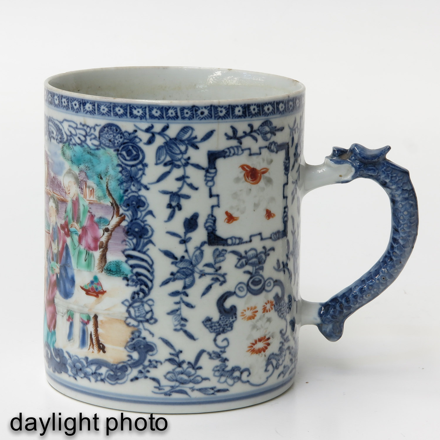 A Polychrome Decor Mug - Image 7 of 10