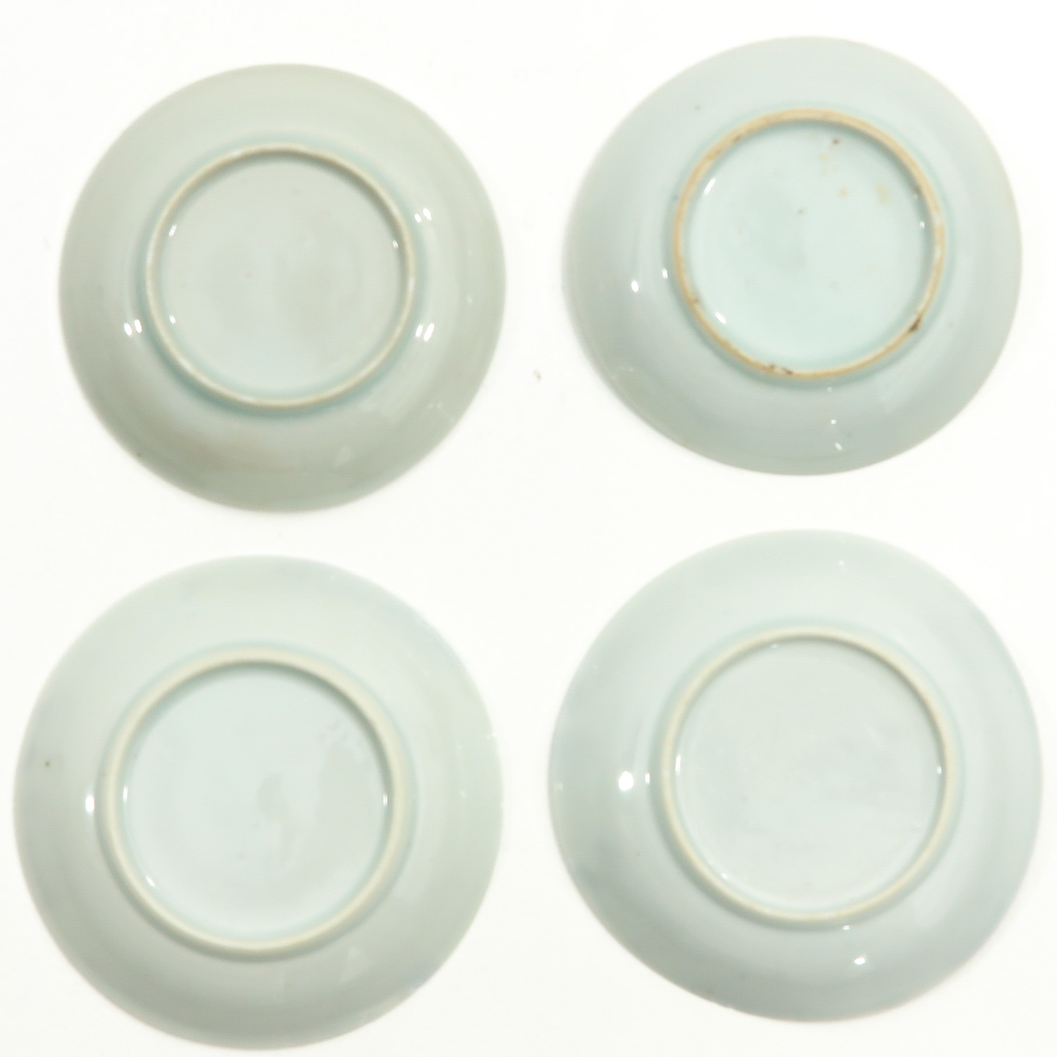 A Collection of 11 Small Plates - Image 8 of 10