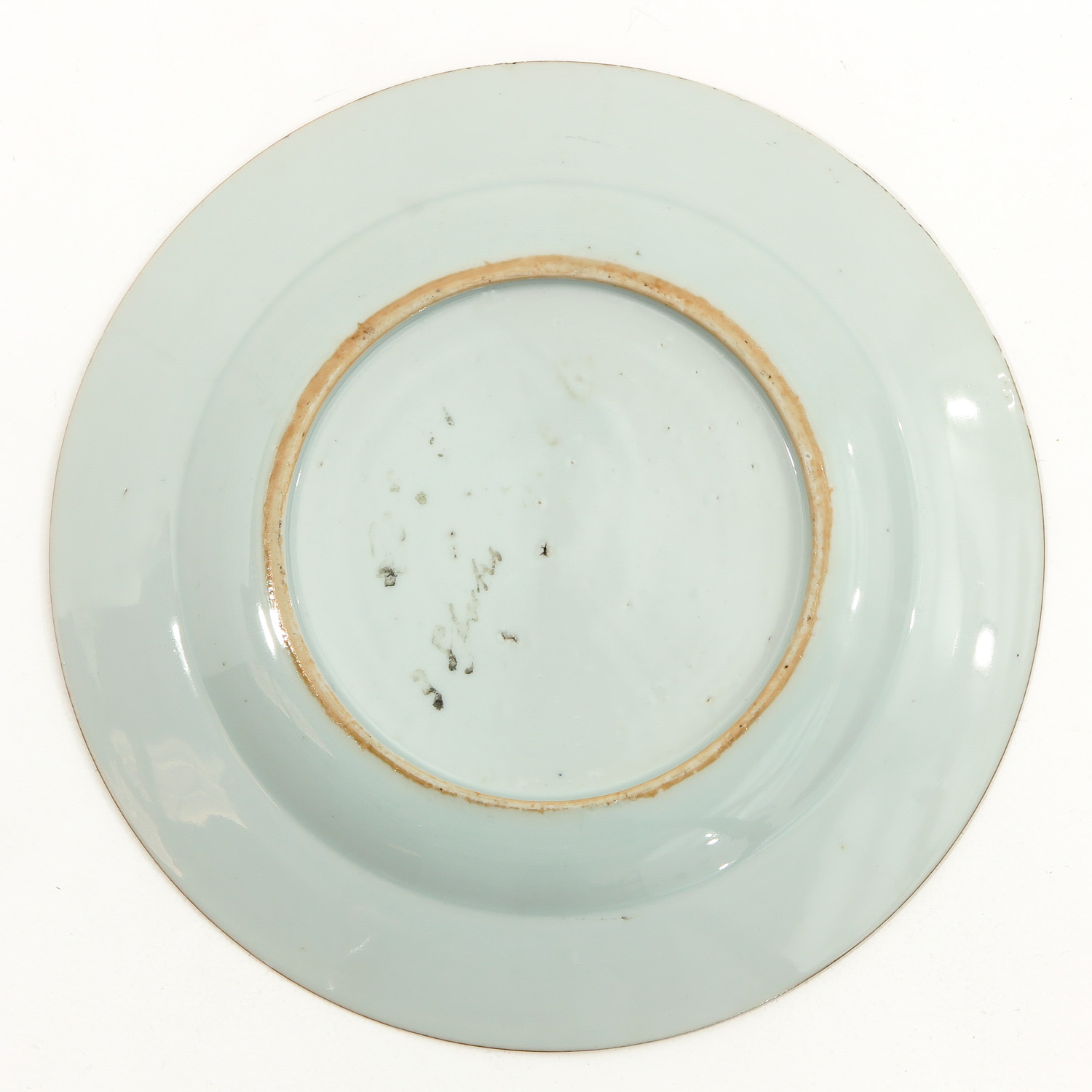 A Pair of Famille Rose Plates - Image 4 of 9