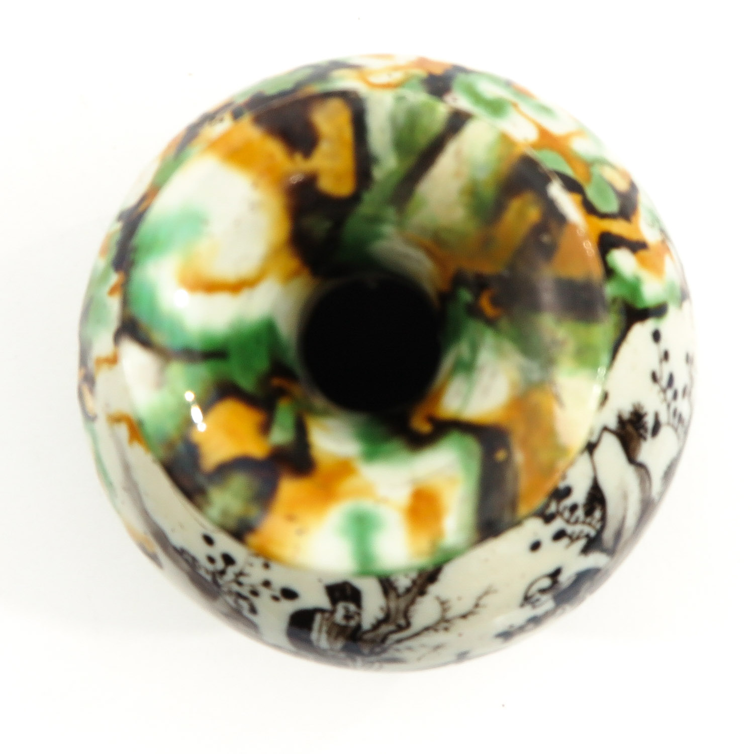 A Spinich and Egg Decor Vase - Image 5 of 9