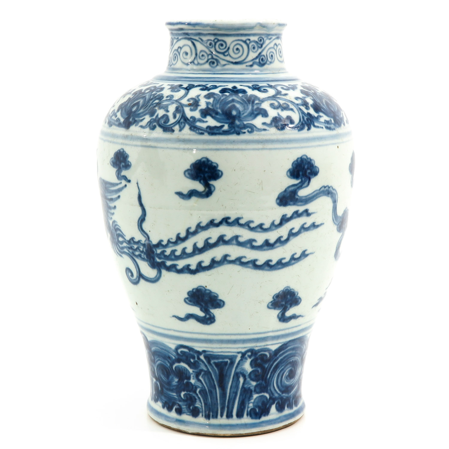 A Blue and White Vase - Image 2 of 9