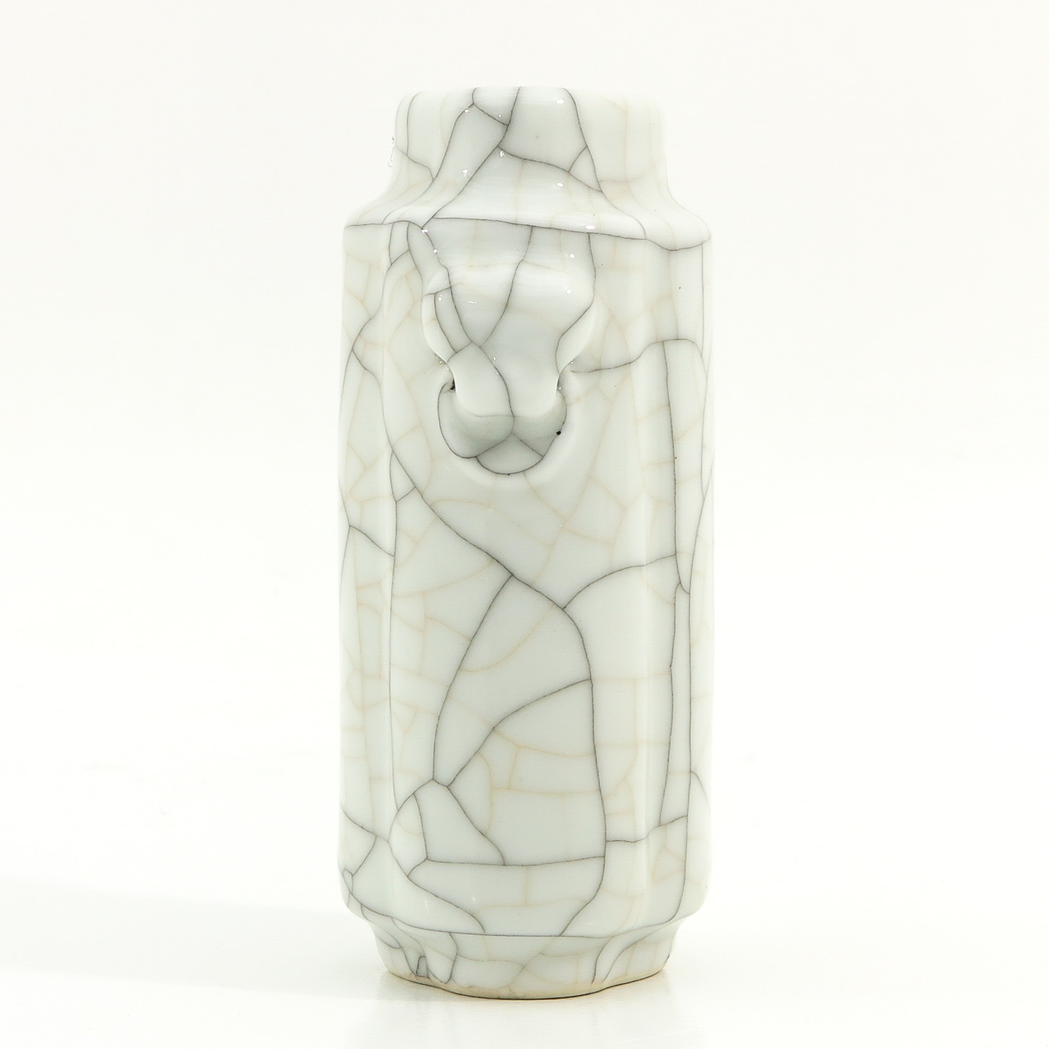 A Crackle Decor Vase - Image 4 of 9