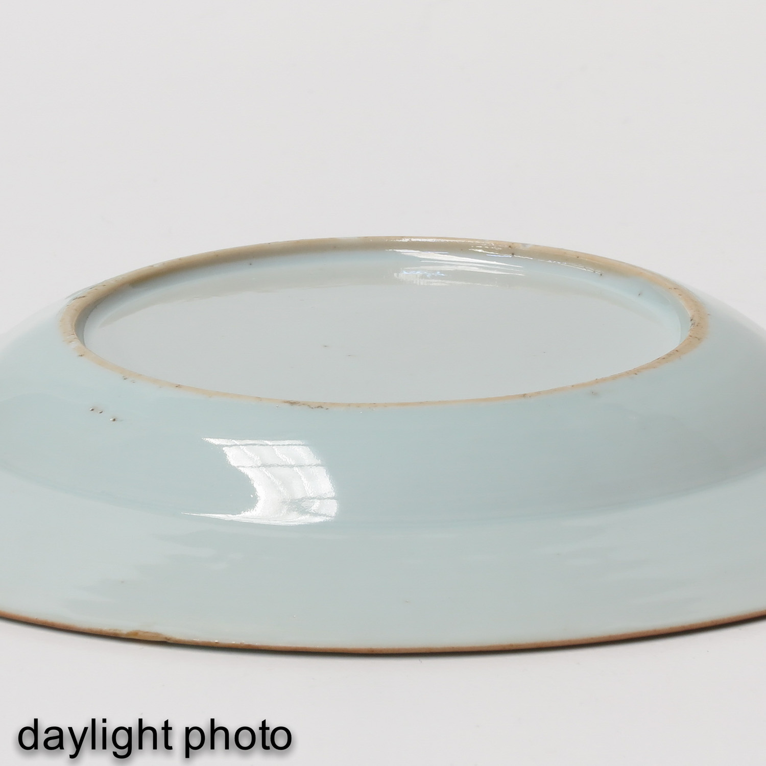 A Pair of Famille Rose Plates - Image 8 of 9