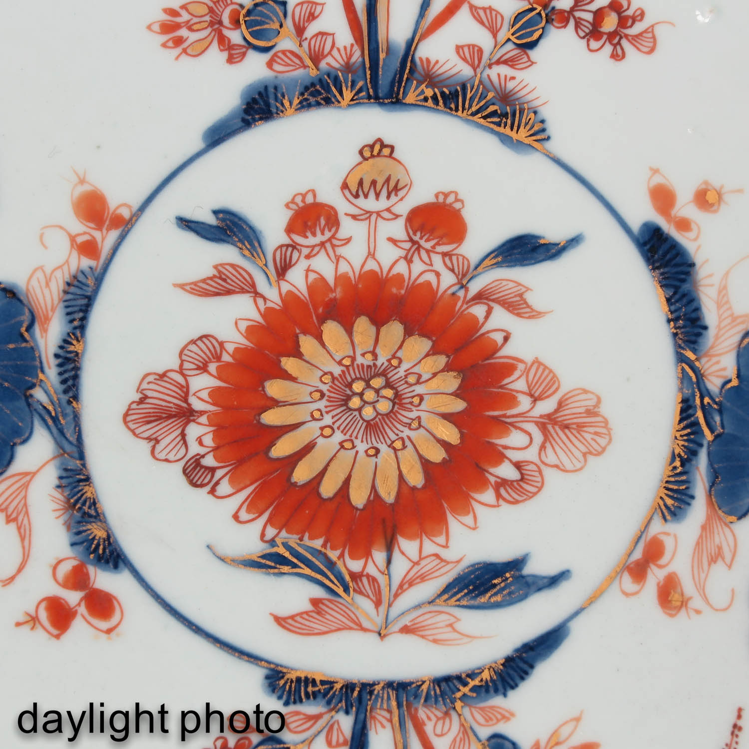 A Large Imari Charger - Image 7 of 7