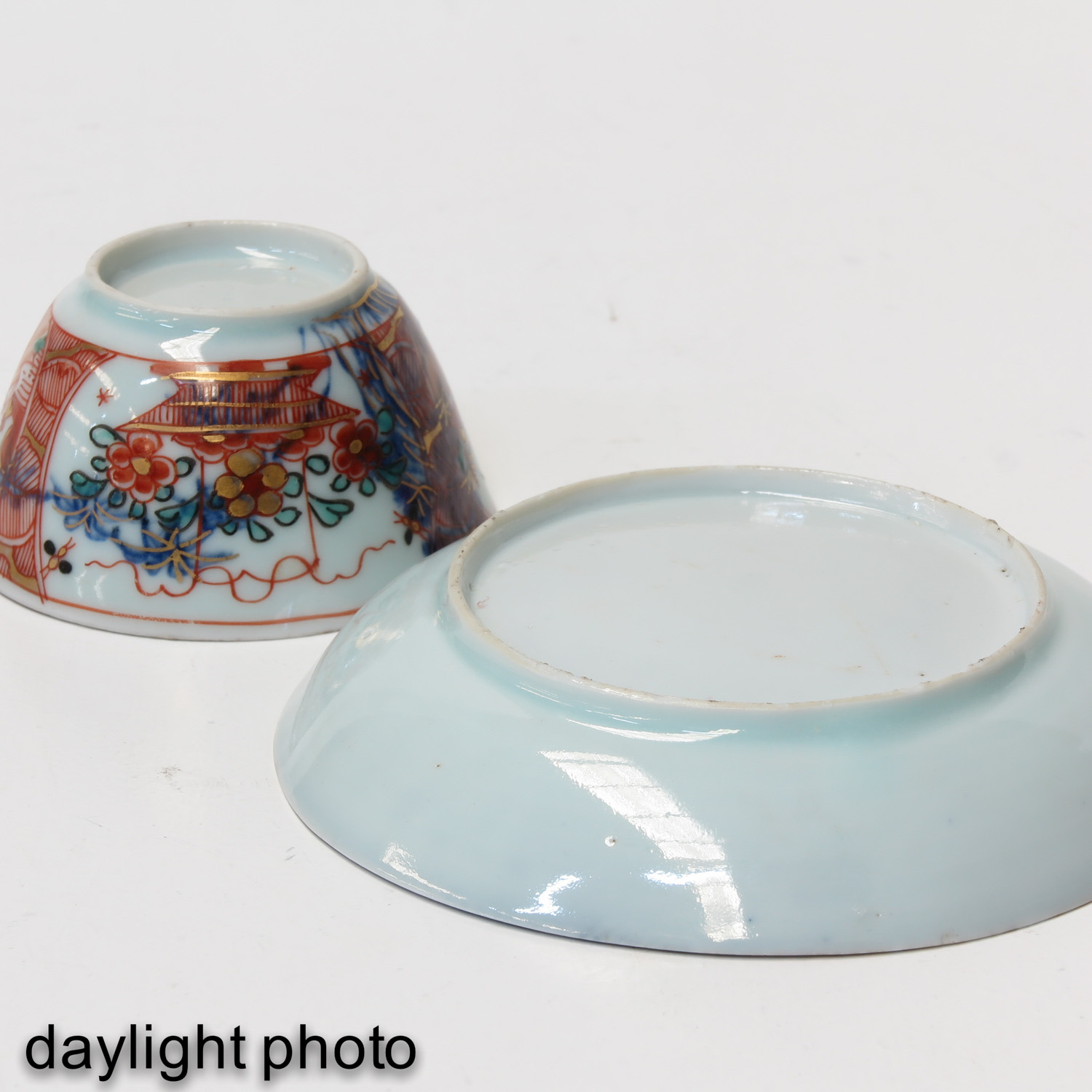 A Series of 6 Cups and Saucers - Image 10 of 10