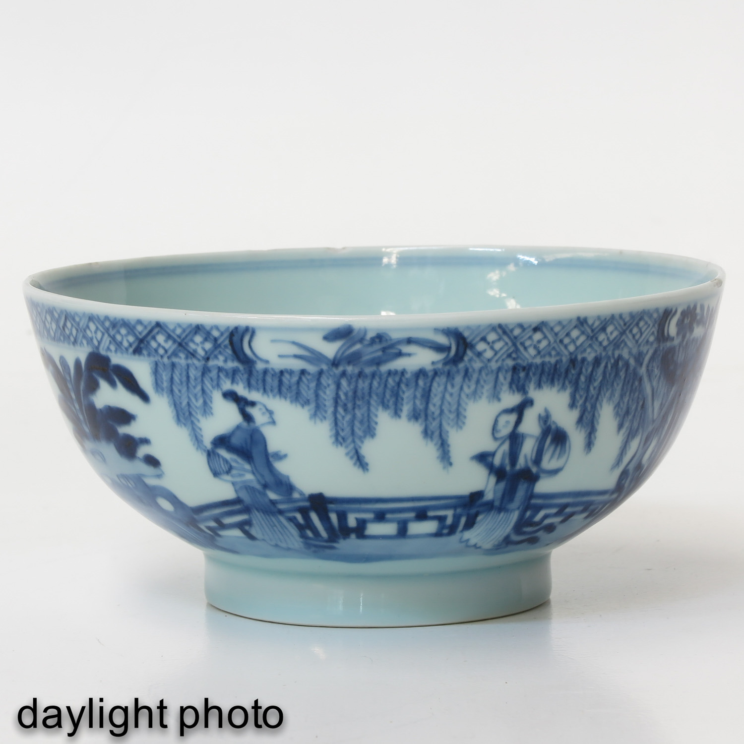 A Series of 3 Blue and White Bowls - Image 7 of 10