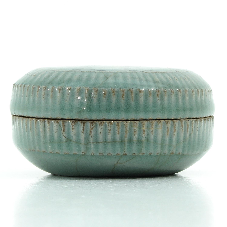 A Celadon Box. - Image 3 of 9