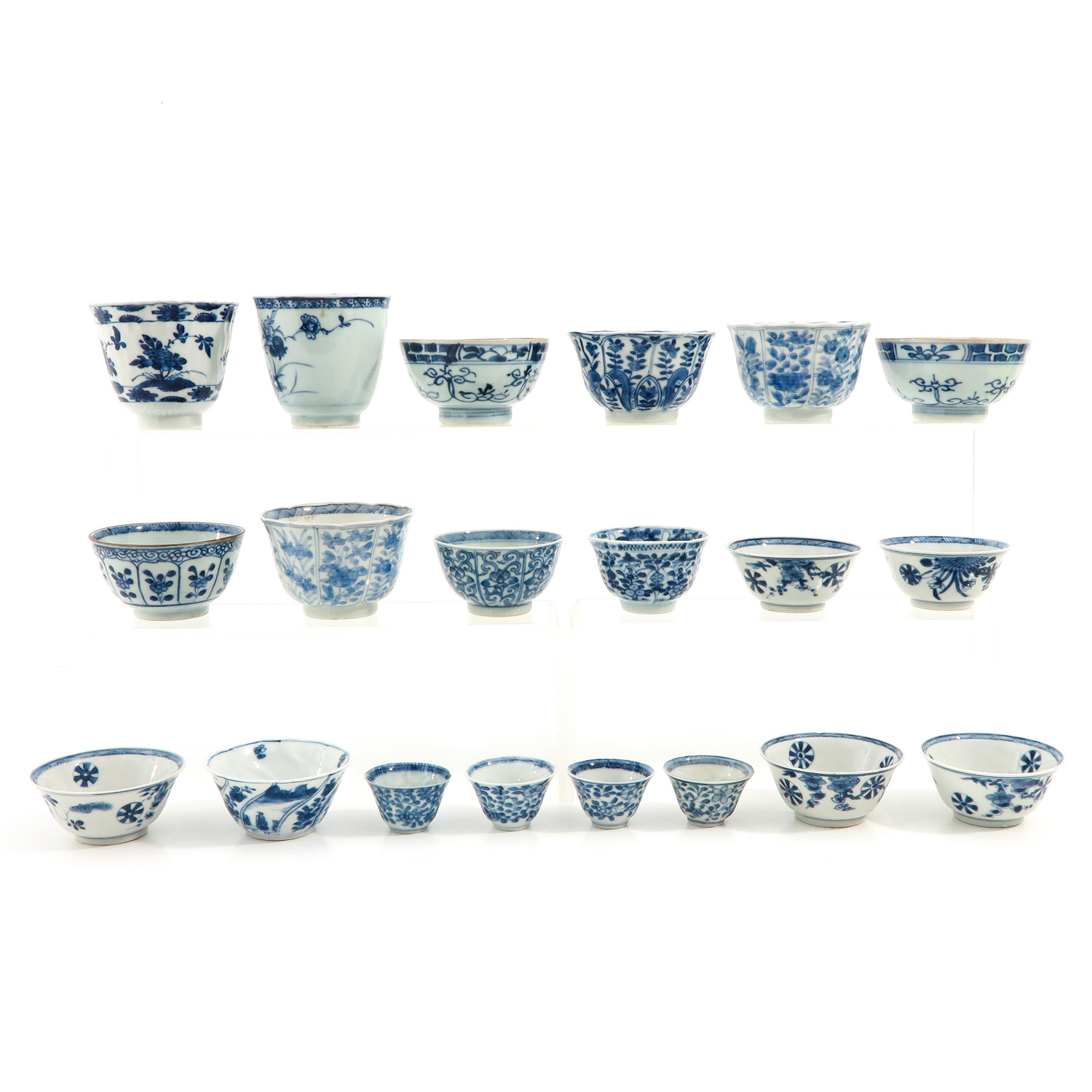 A Collection of 20 Cups - Image 3 of 10