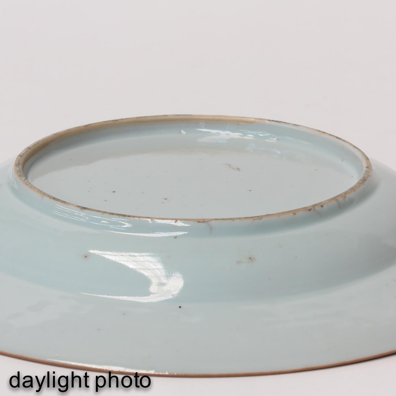 An Imari Plate - Image 4 of 5