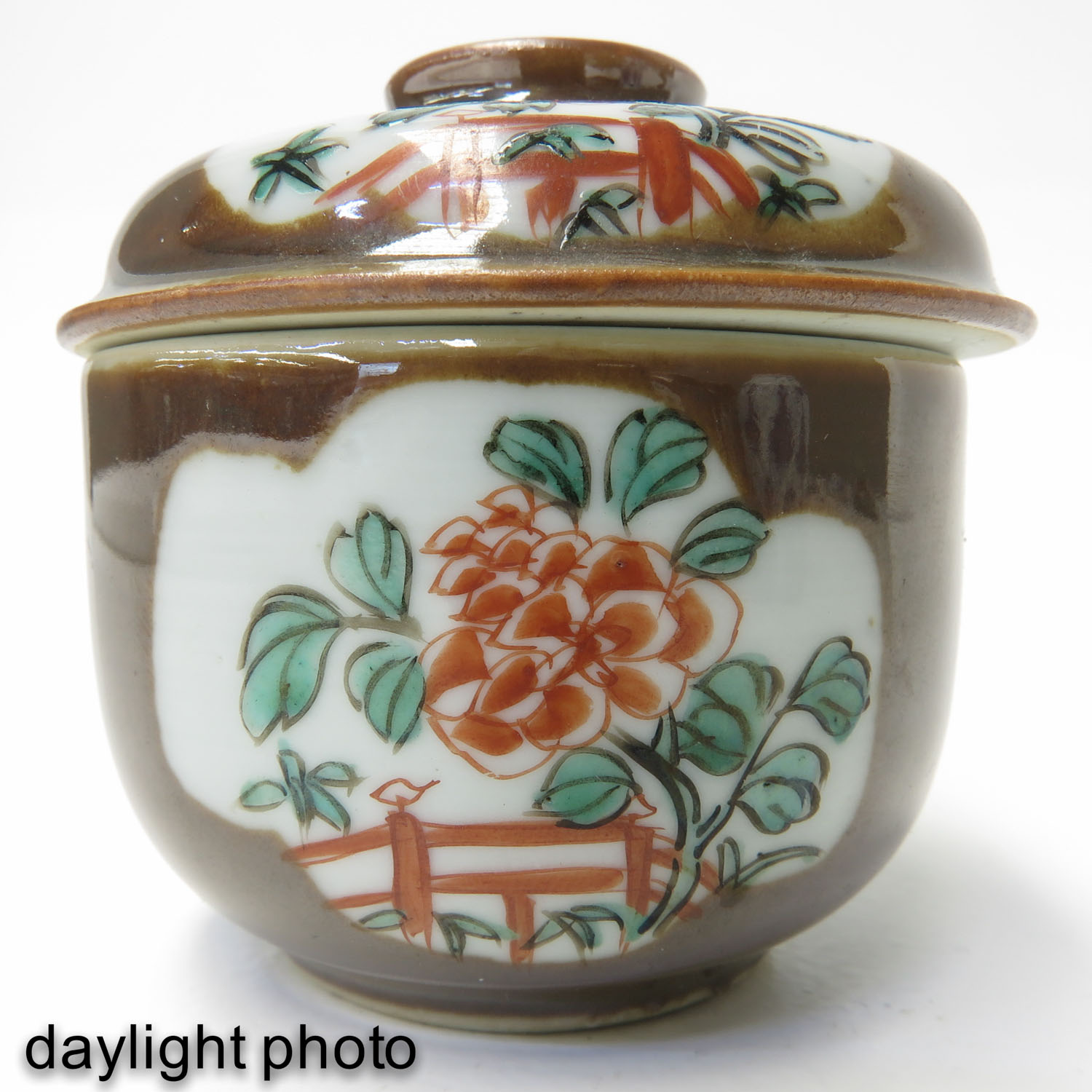A Collection of Jars with Covers - Image 10 of 10