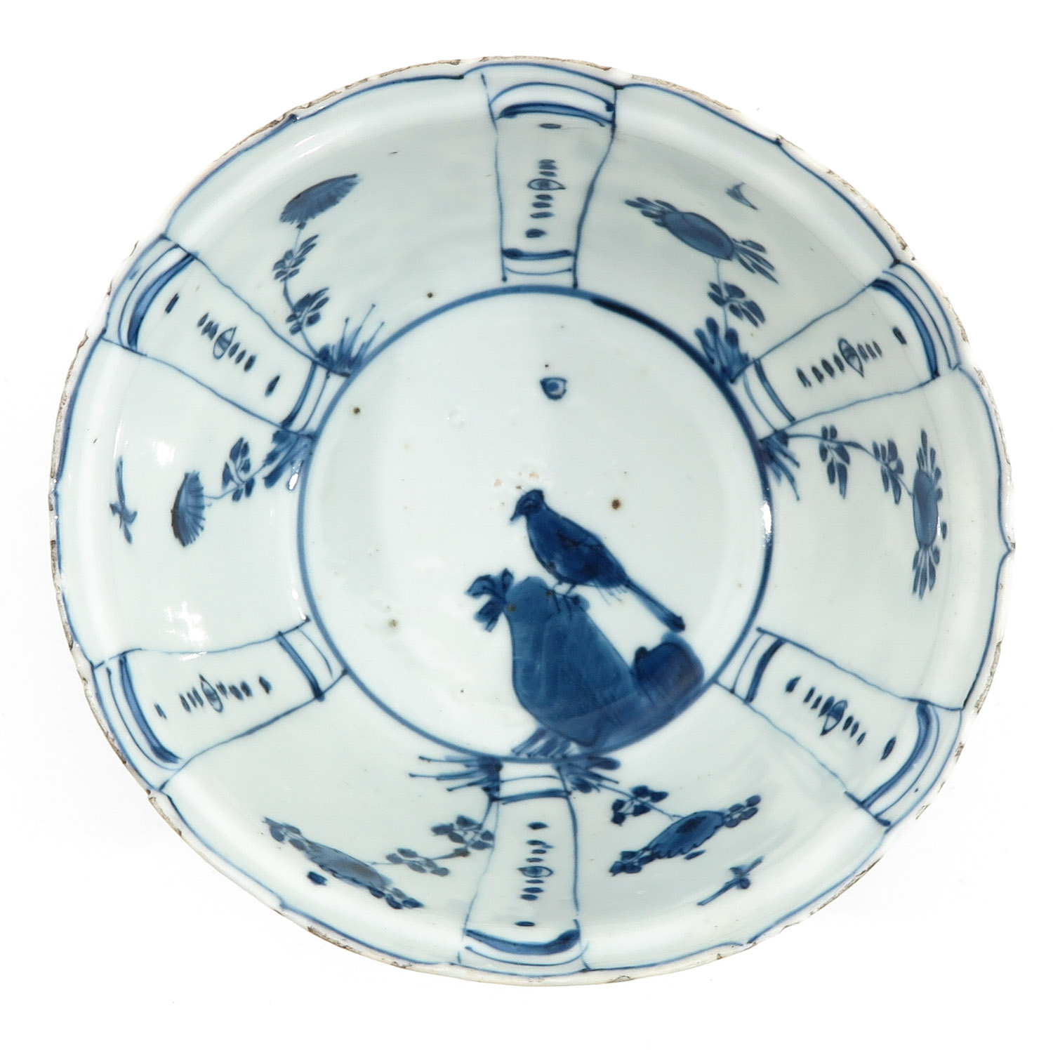 A Blue and White Wanli Bowl - Image 5 of 9