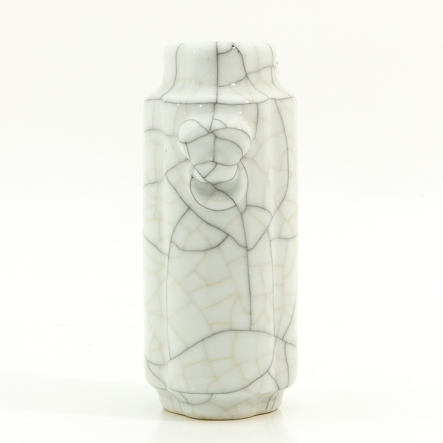 A Crackle Decor Vase - Image 2 of 9