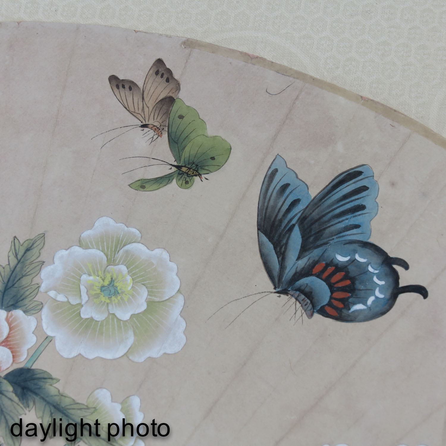 A Chinese Framed Work of Art - Image 6 of 7