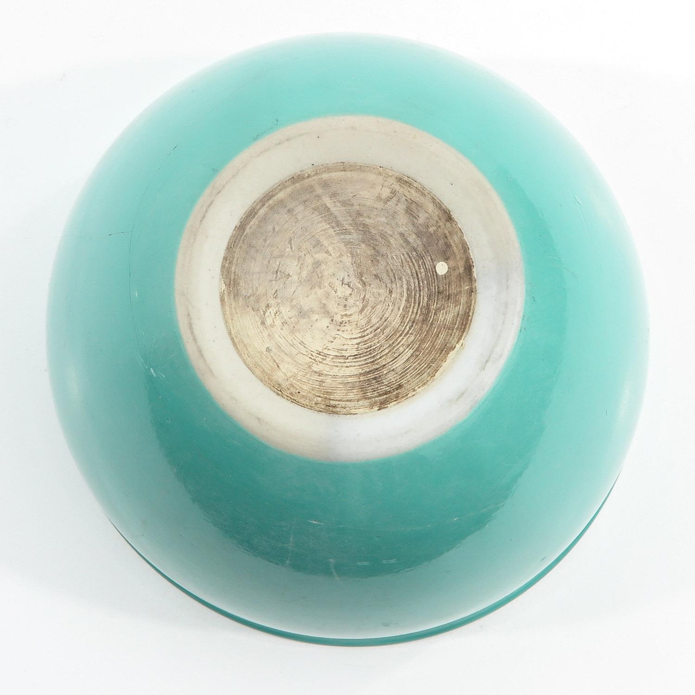 A Celadon Cache Pot - Image 6 of 9