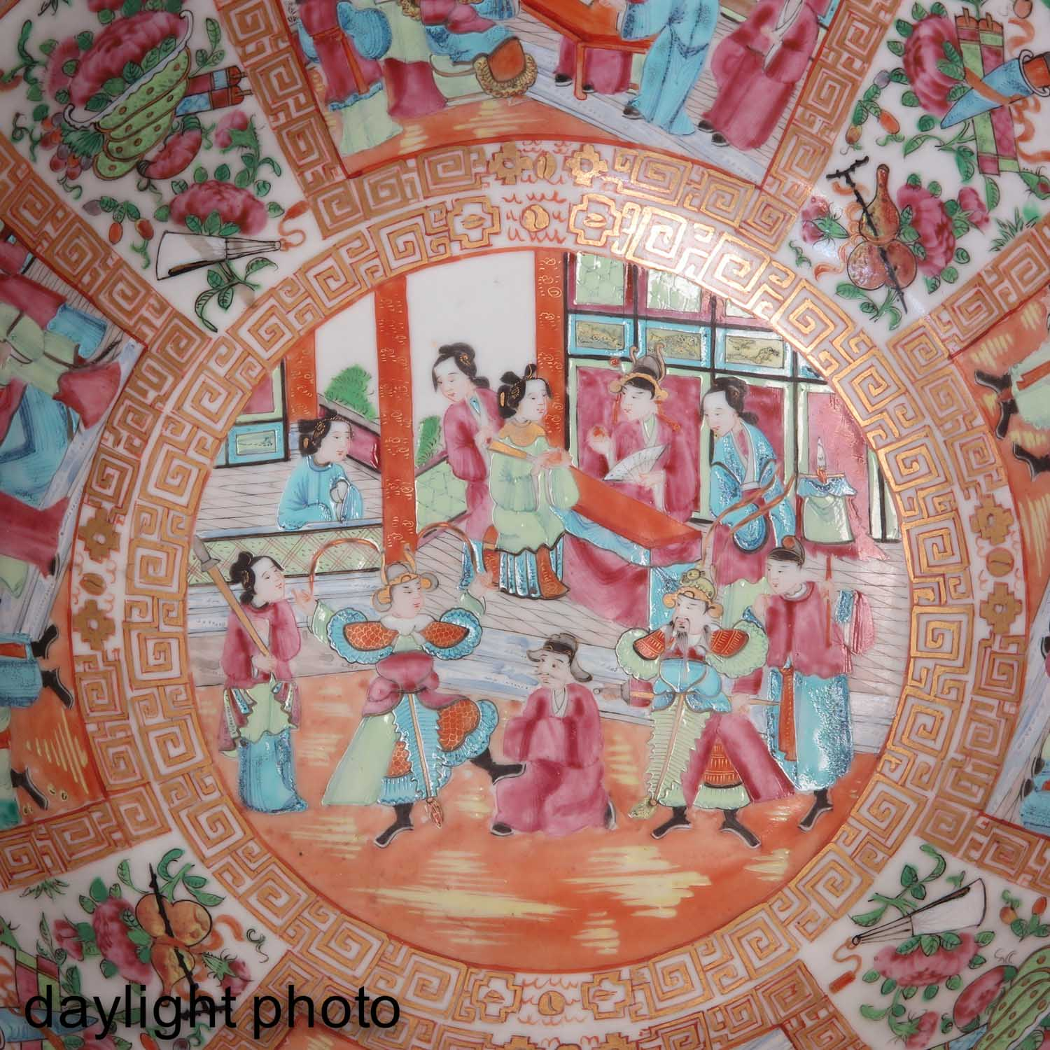 A Cantonese Bowl - Image 9 of 10