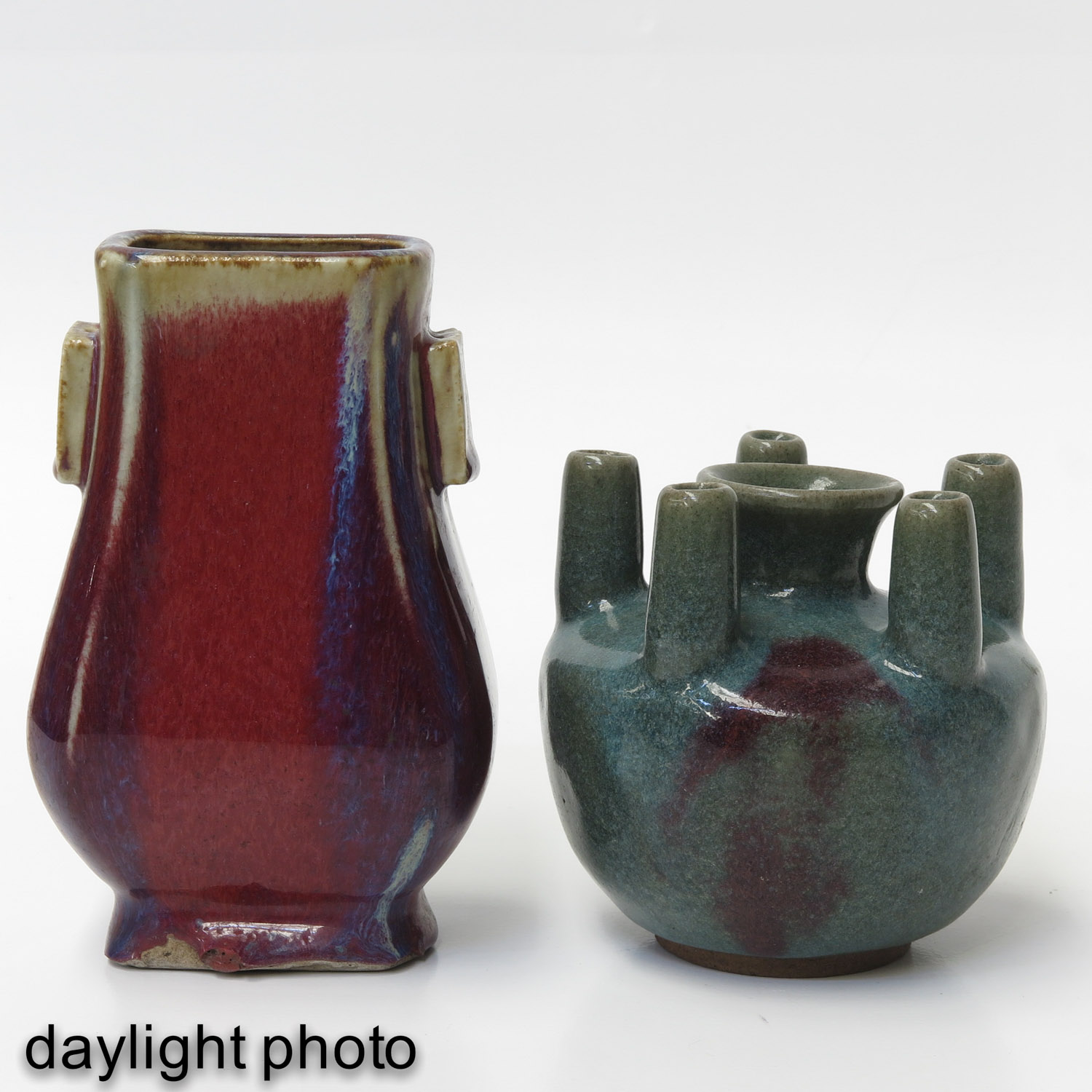 2 Chinese Vases - Image 7 of 10