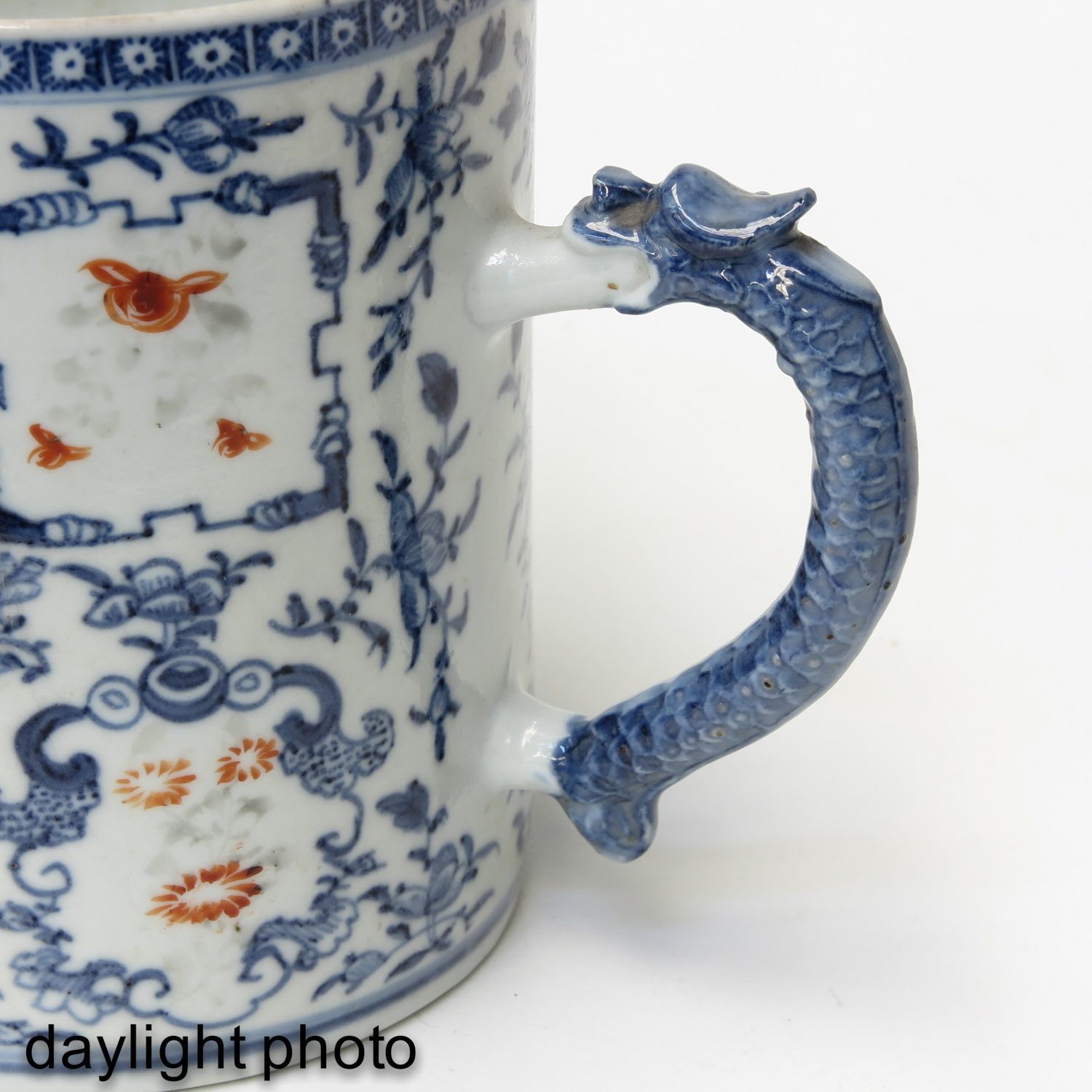 A Polychrome Decor Mug - Image 9 of 10