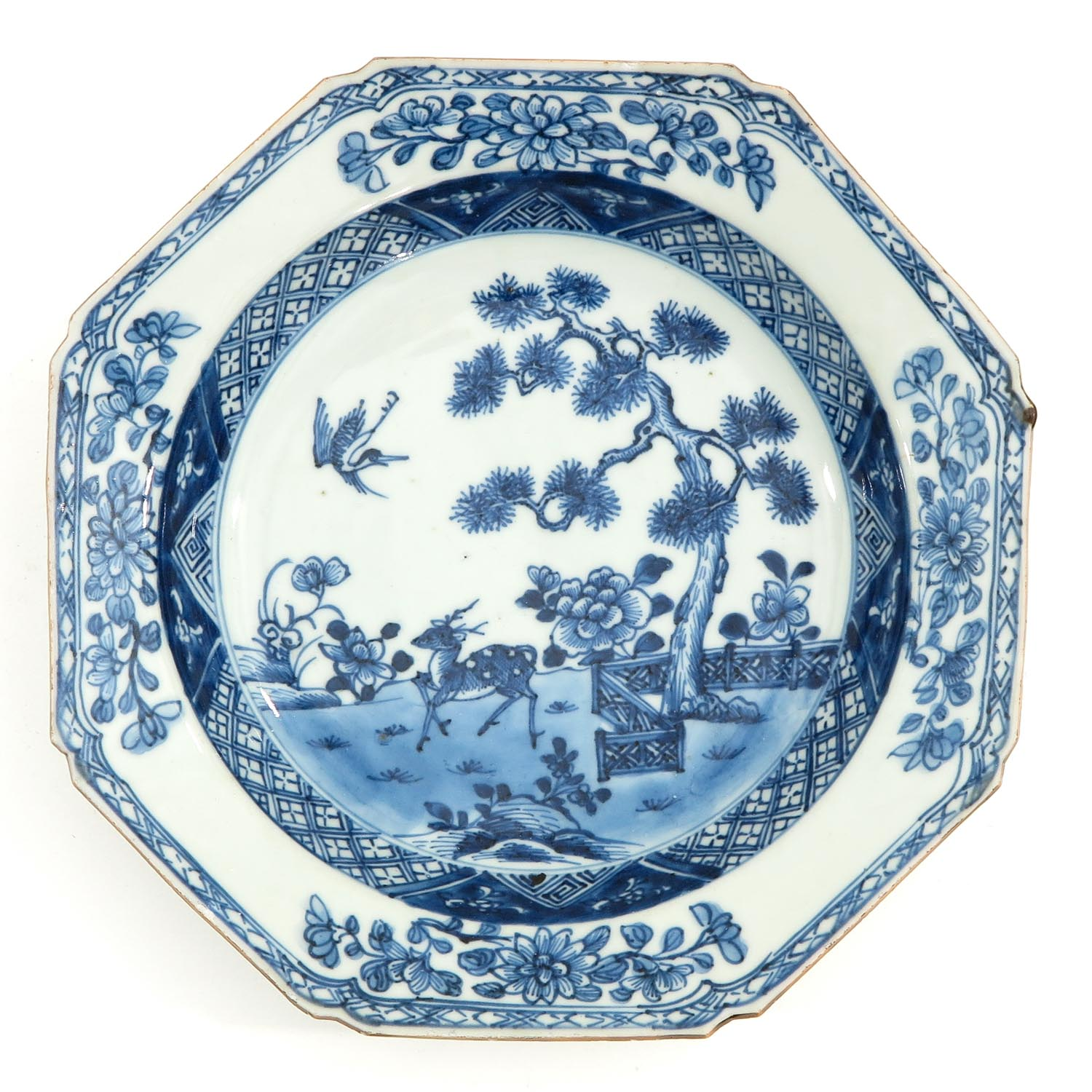 A Series of 3 Blue and White Plates - Image 5 of 10