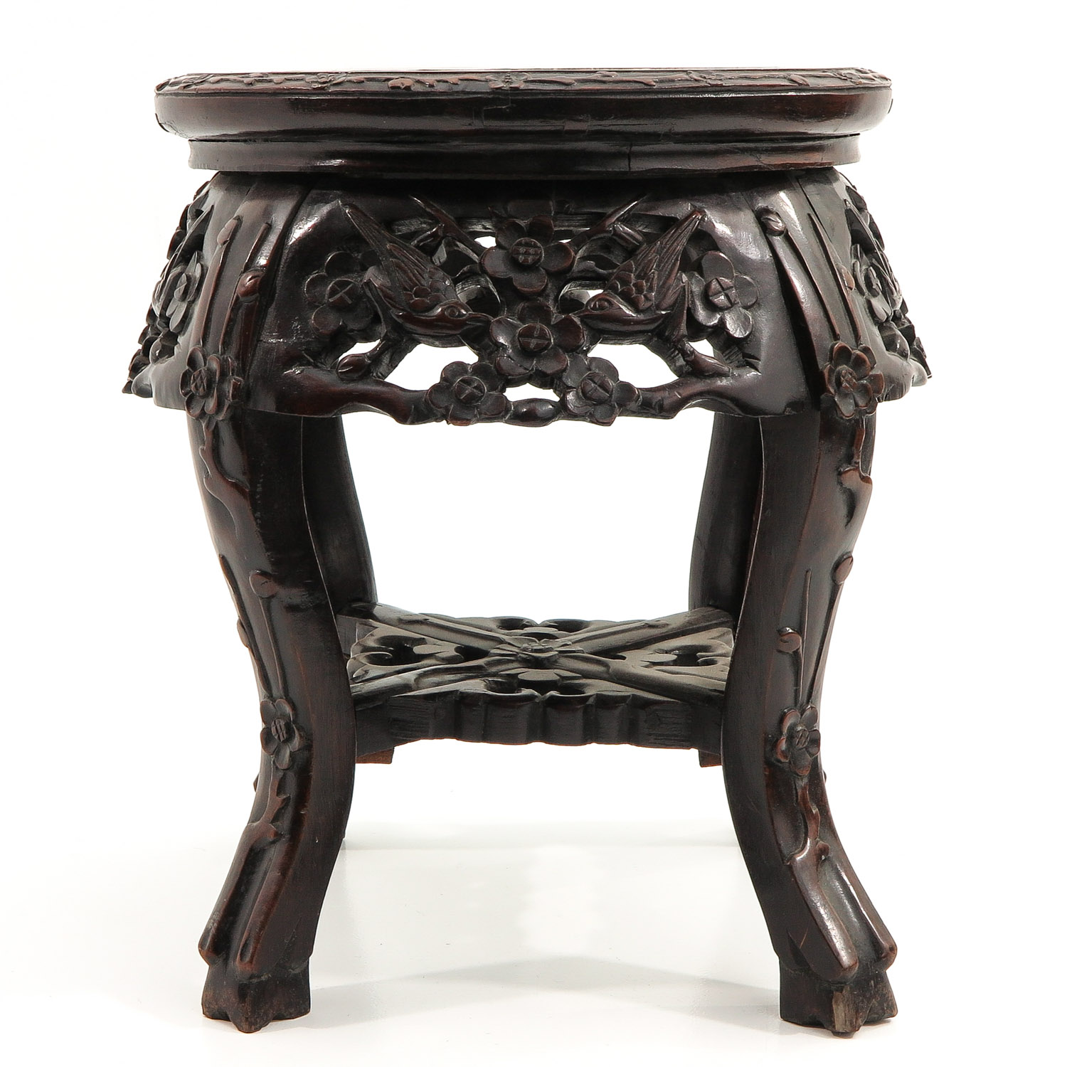 A Chinese Side Table - Image 3 of 9