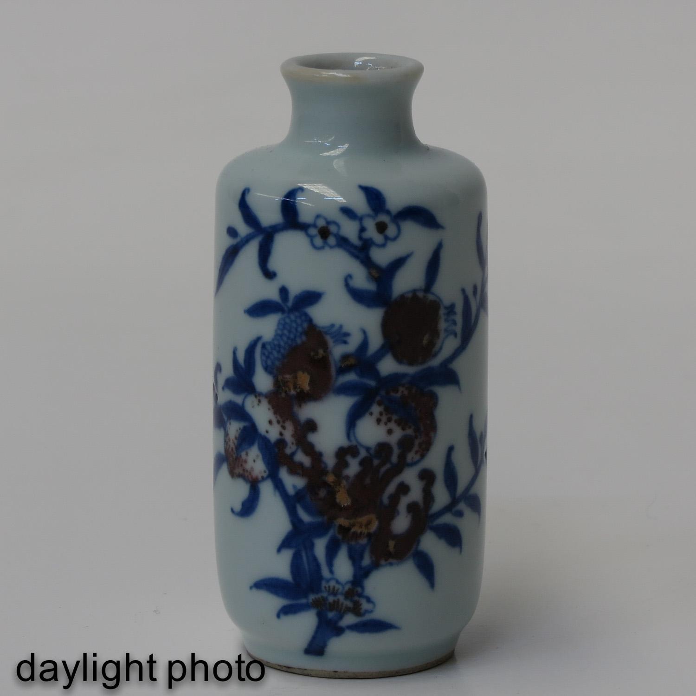 A Miniature Vase - Image 7 of 9