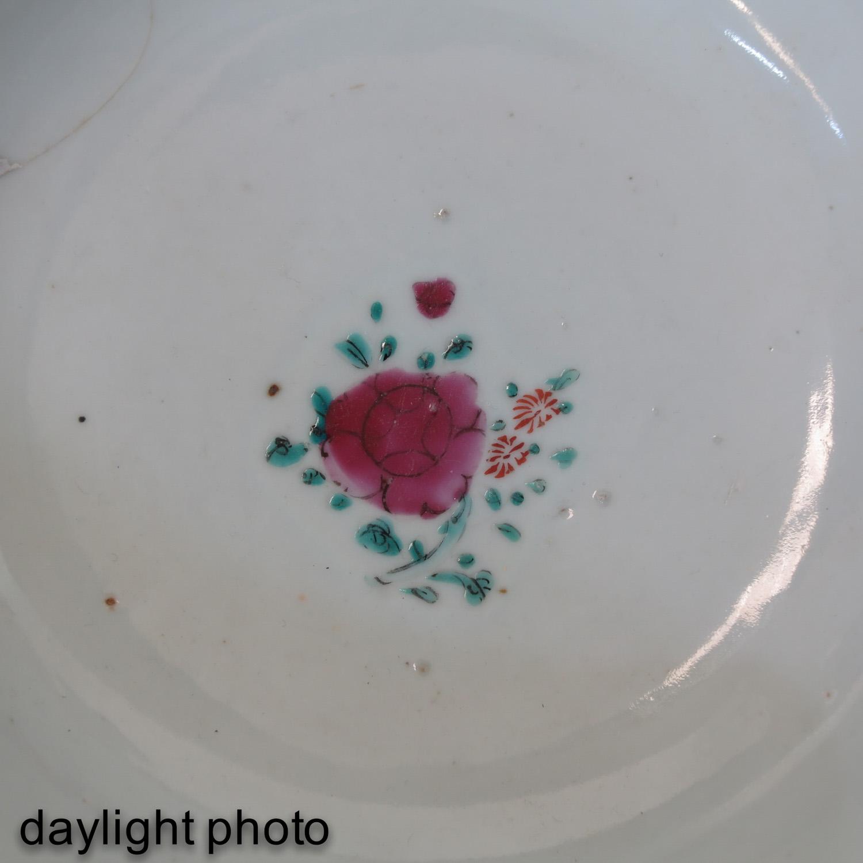 A Lot of 2 Mandarin Decor Bowls - Image 10 of 10