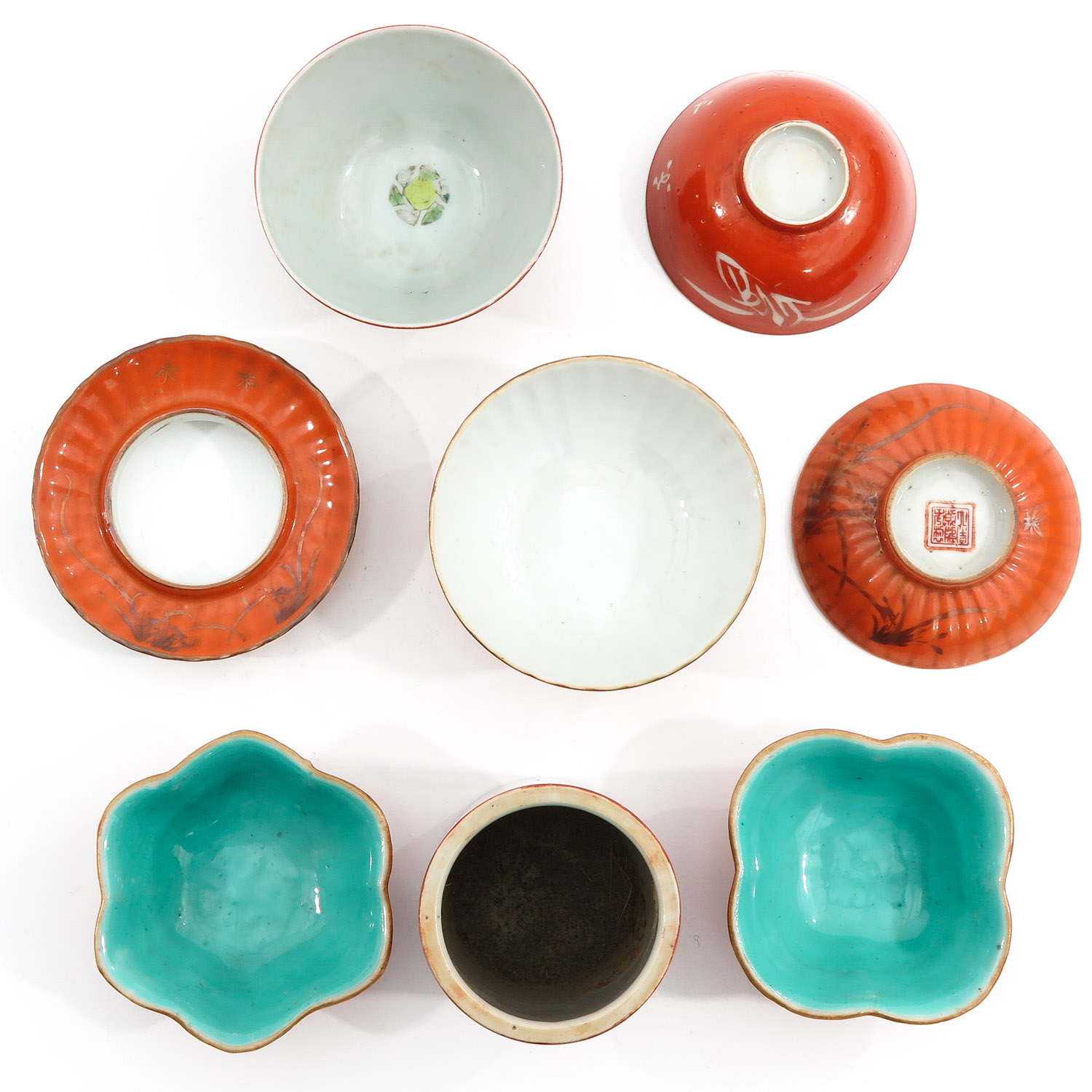 A Diverse Collection of Porcelain - Image 5 of 9
