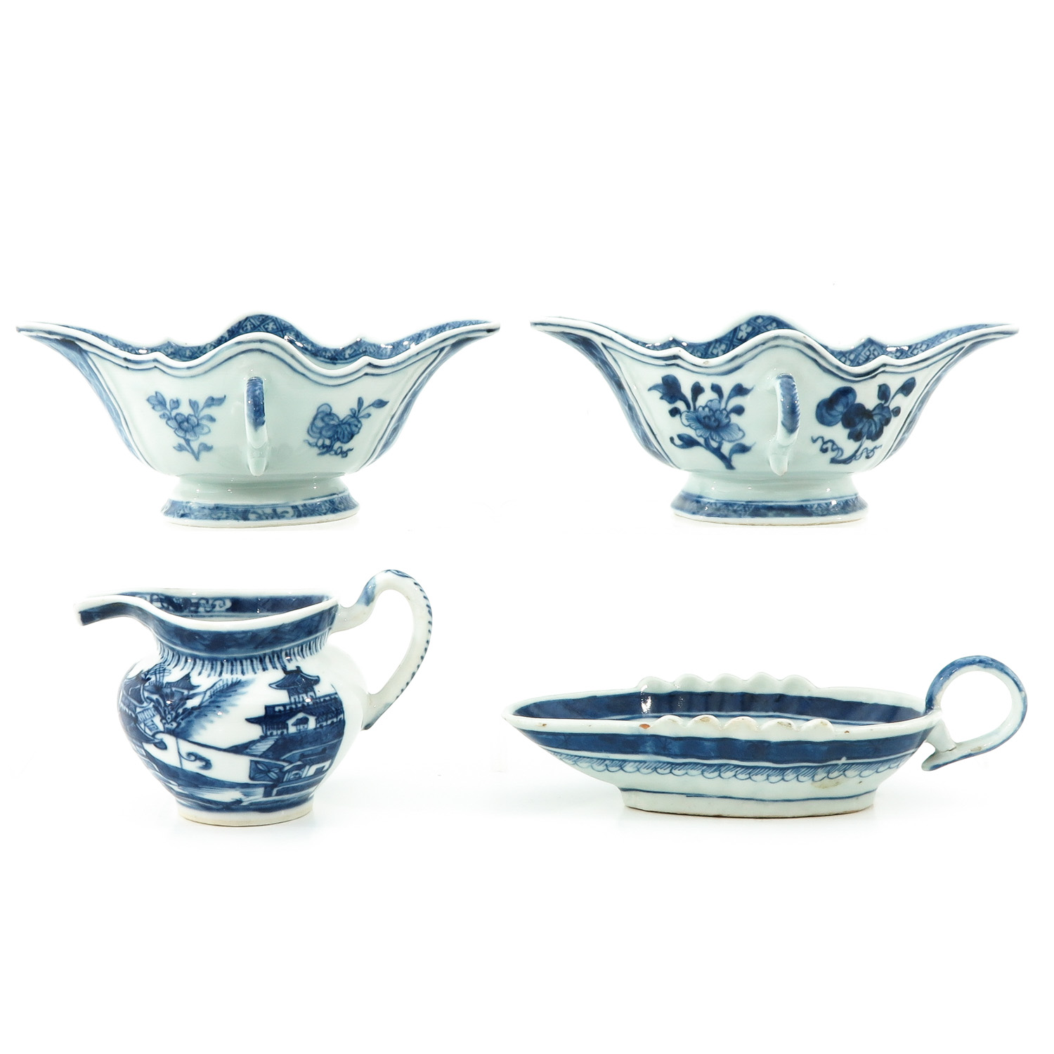 A Collection of Porcelain