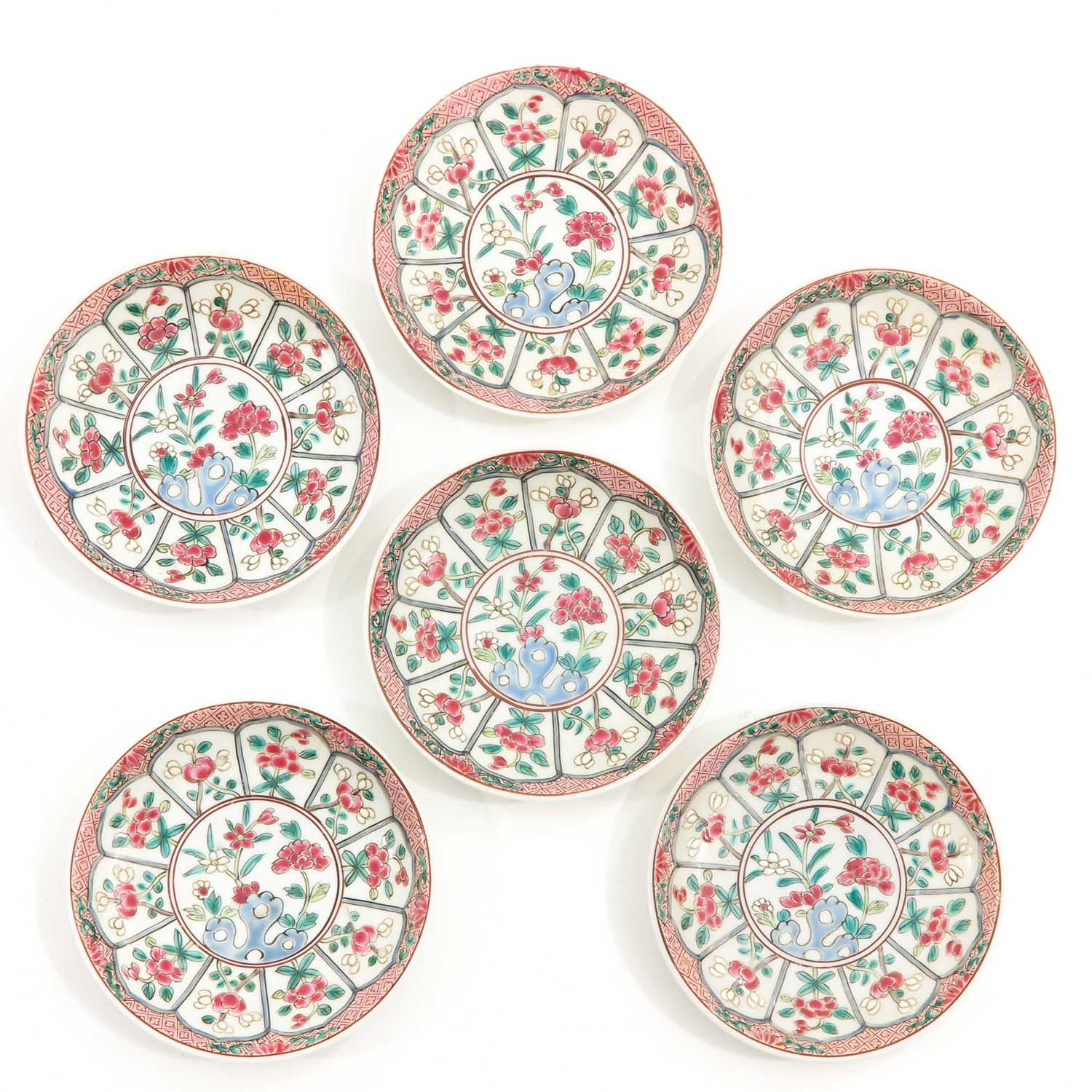 A Collection of Cups and Saucers - Image 7 of 10