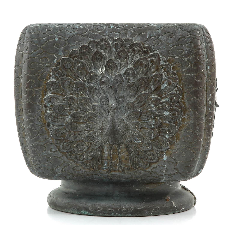 A Bronze Vase - Image 4 of 10