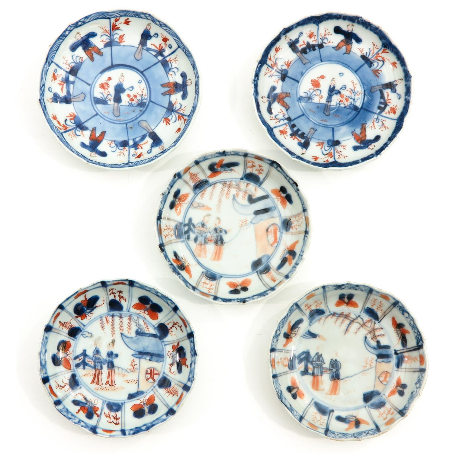 A Lot of 5 Cups and Saucers - Image 7 of 10